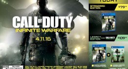 تسريب عرض Call of Duty: Infinite Warfare