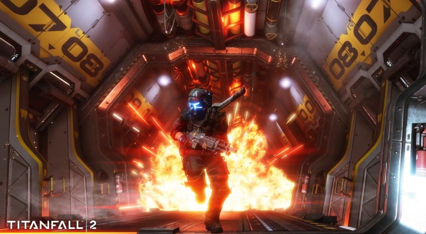 ستيديو Respawn Entertainment بدأ في سلسسلة فيديوهات للتعريف بمميزات Titanfall 2 بشكل مباشر