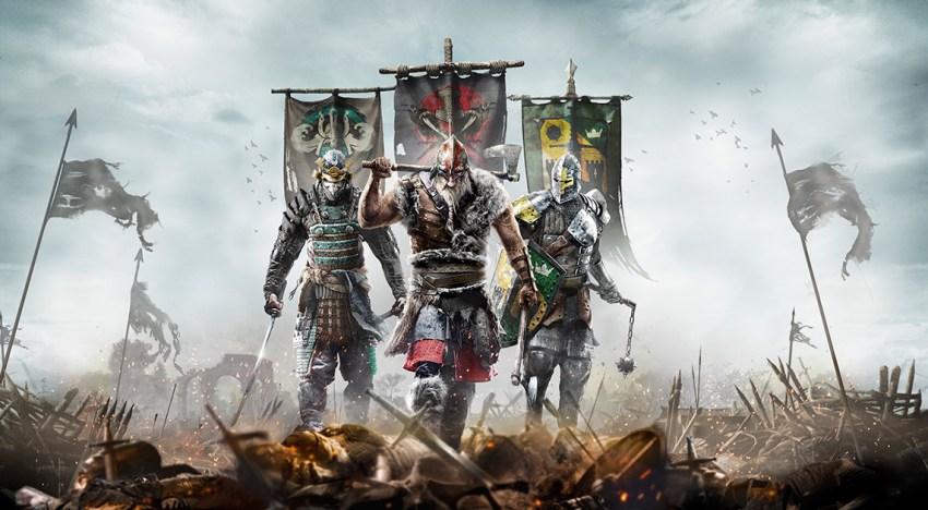 الكشف عن Campaign Mode الخاص بـFor Honor و Gameplay جديد بالفايكنج