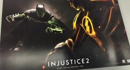 تسريب بوستر دعائي للعبة Injustice 2
