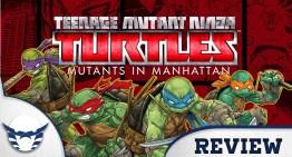 مراجعة  Teenage Mutant Ninja Turtles 2016