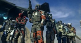 العرض الرسمي الاول لـMultiplayer لعبة Call of Duty Infinite Warfare