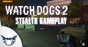 جيمبلاي Stealth من لعبة Watch Dogs 2