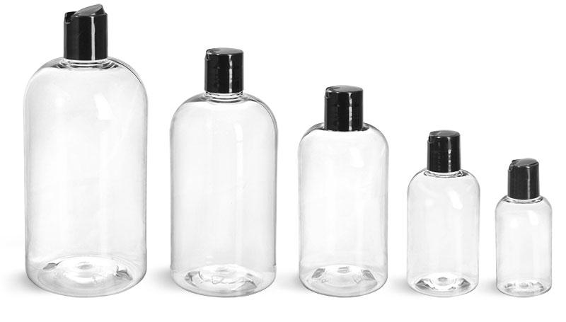 Sks Bottle Packaging Plastic Bottles Clear