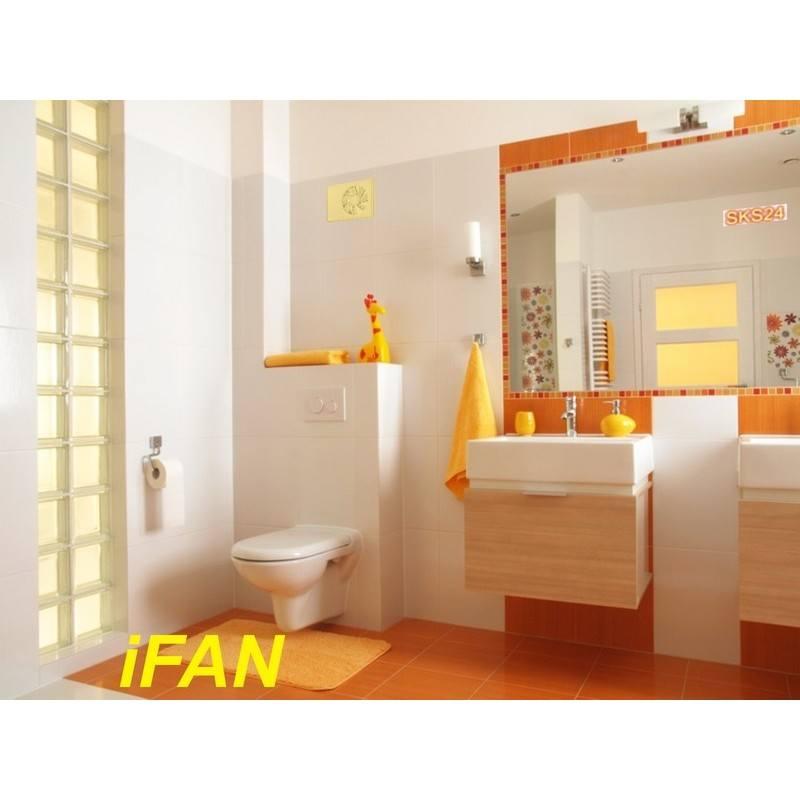 Abluftventilator IFan   Mit Intelligenter Elektronik, Aus   Badezimmer  Abluftventilator