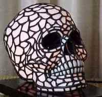 Skull lamp  14 designs