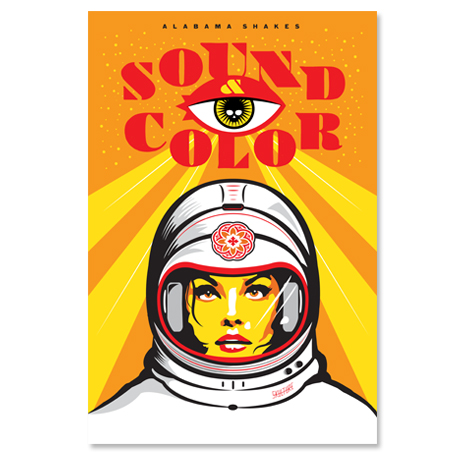 Sound & Color Poster