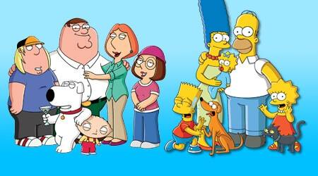 Family Guy set to meet The Simpsons. Again