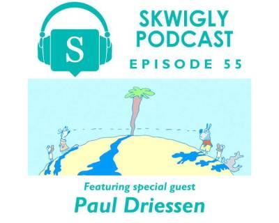 Skwigly Animation Podcast #55 – Paul Driessen