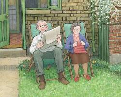 Podcast: Roger Mainwood & Robin Shaw ('Ethel & Ernest')