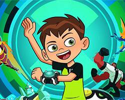 Cartoon Network VP of Multiplatform Development Tramm Wigzell on bringing back 'Ben 10'