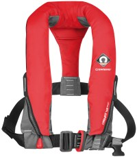 Crewfit 165N Sport - Red with Harness