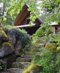 washington state romantic getaway vacation cabin