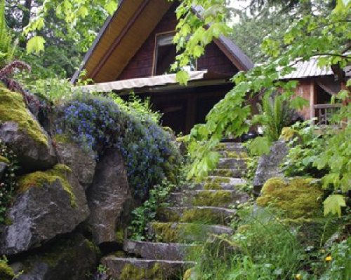 washington romantic getaway cabin for rent