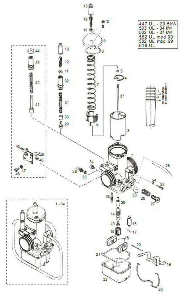 tecumseh 2 stroke engine diagram