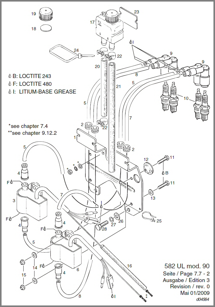 Request For Elec Schematics For Rotax 503 With Cdi Vintage Ski Doo