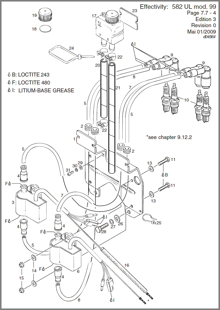 rotax 503 wiring harness