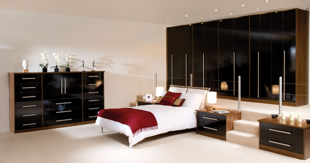 Guide To Bespoke Fitted Bedroom Furniture Service In London