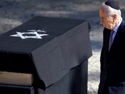 وفاة رئيس إسرائيل السابق شمعون بيريز عن 93 عاما
