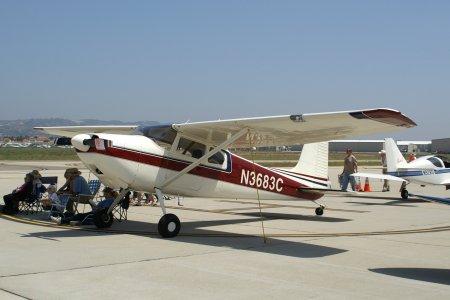 1959 Cessna 150 Taildragger