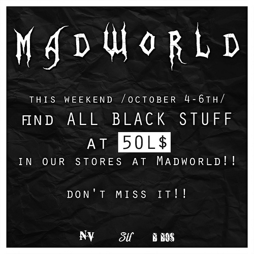 MadWorld Special Sale
