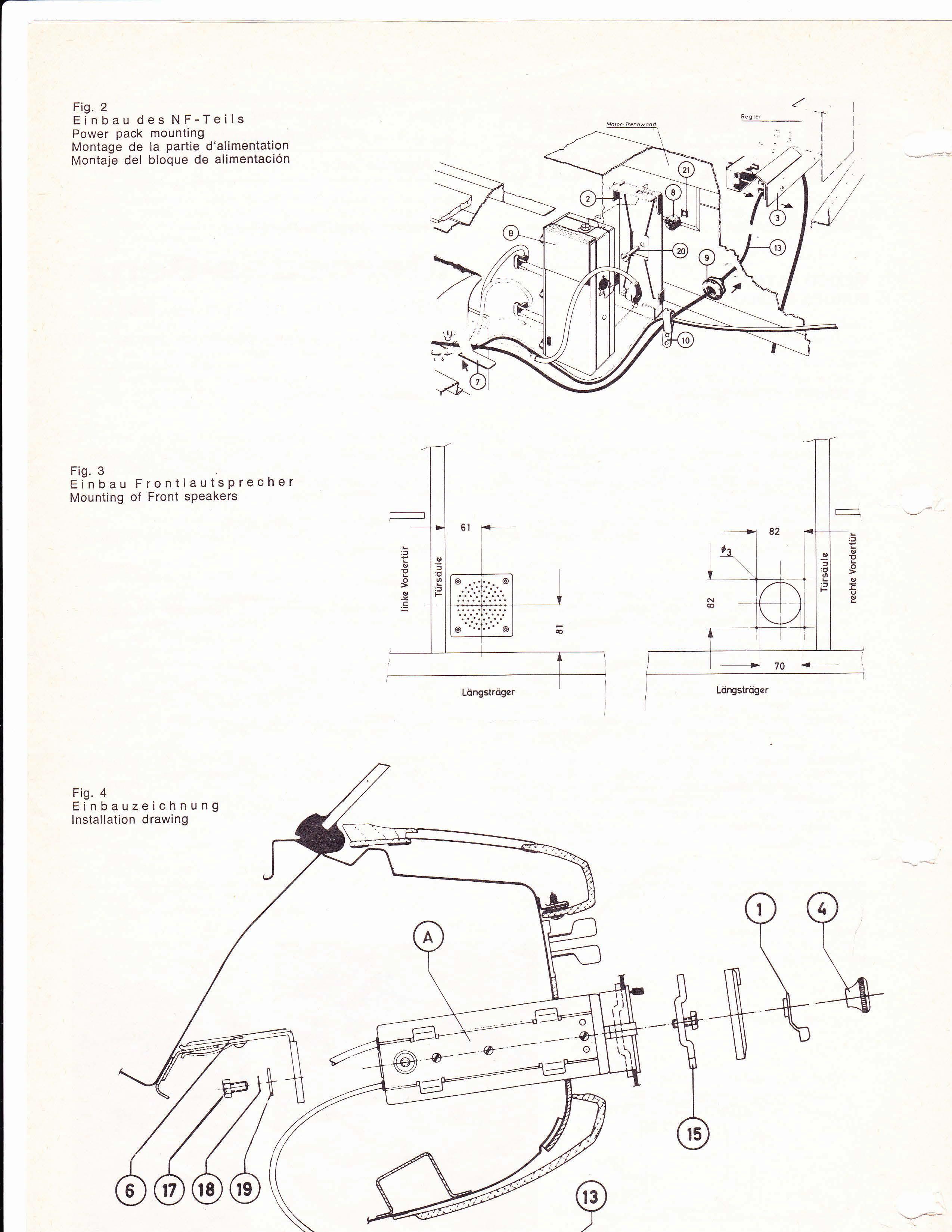 mercedes 190sl wiring diagram