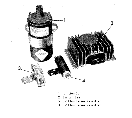 wiring diagram ignition coil