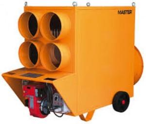Master BV 690 E heater
