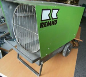 Remko PRT 50 T gasheater