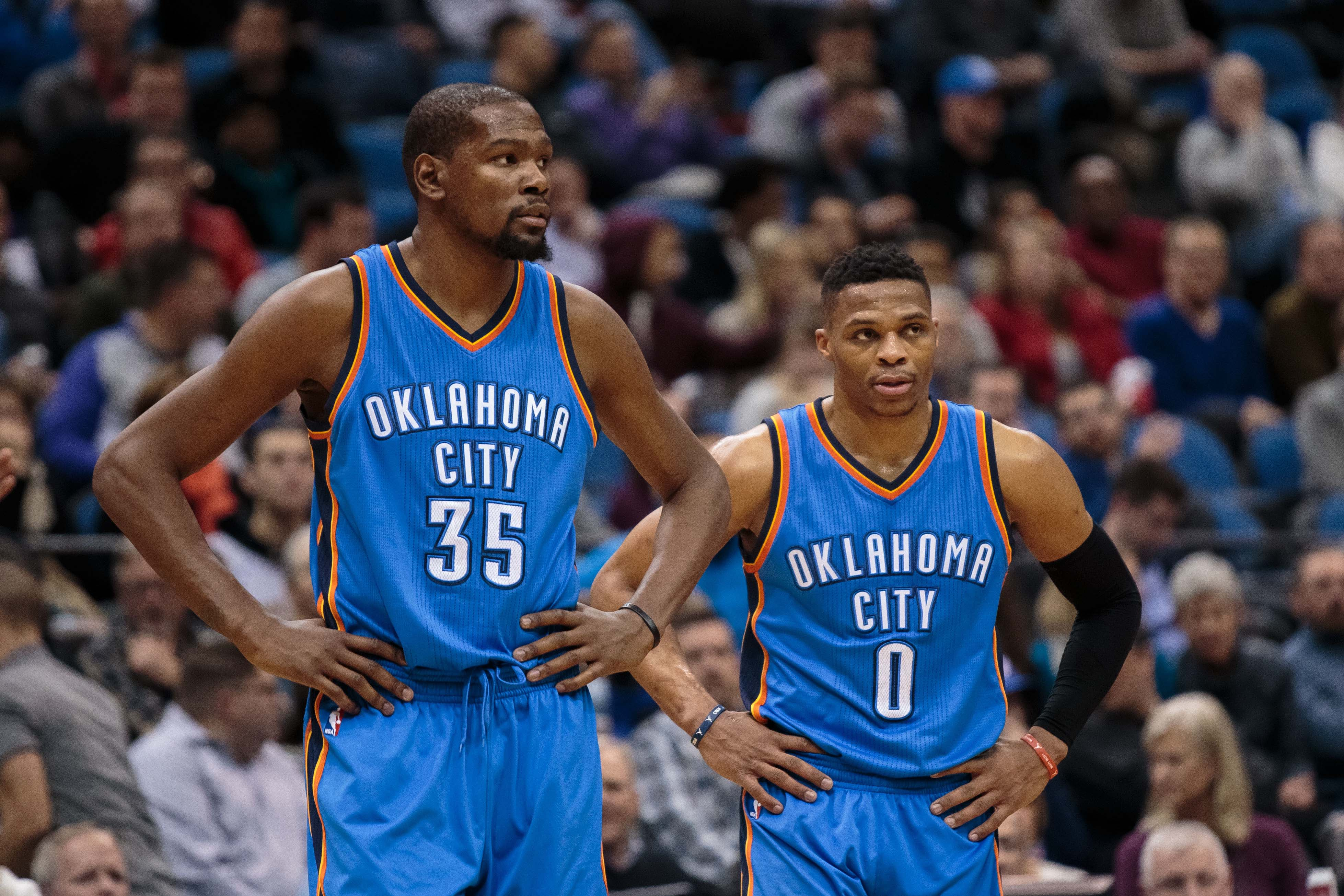 Kd Quotes Wallpaper Kevin Durant Russell Westbrook And I Are Still Cool