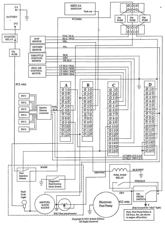 DELCO 24 PIN RADIO WIRING - Auto Electrical Wiring Diagram