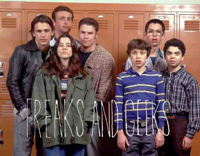 Freaks and Geeks promo poster