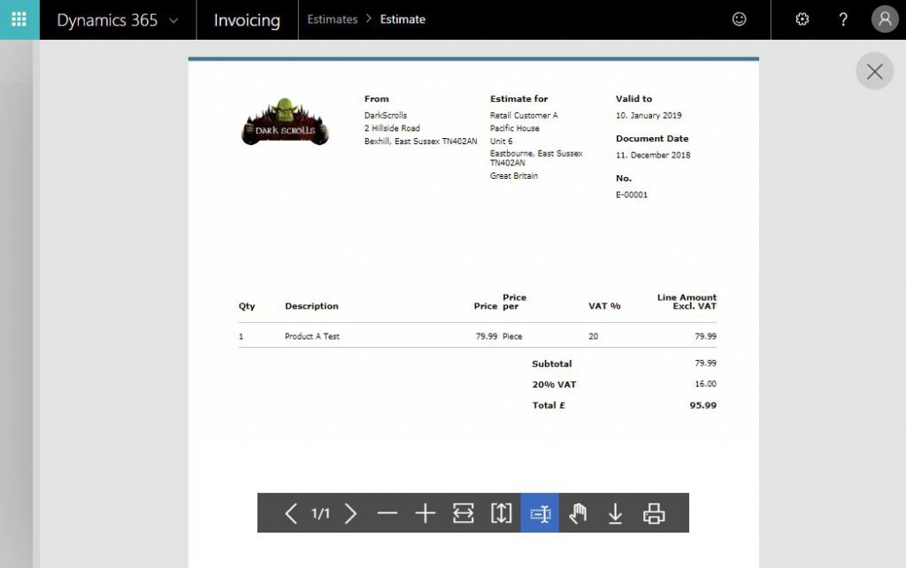 How to Setup Office 365 Invoicing and Quick Overview SlashAdmin
