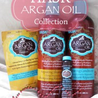 REVIEW: Hask Argan Oil from Morocco Collection