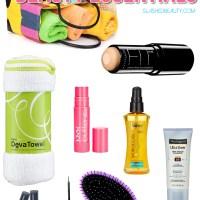 Pool Bag Beauty Essentials