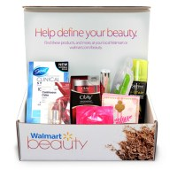 Walmart Beauty Box Launches for Fall