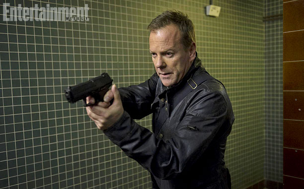 24 Live Another Day - Kiefer Sutherland as Jack Bauer