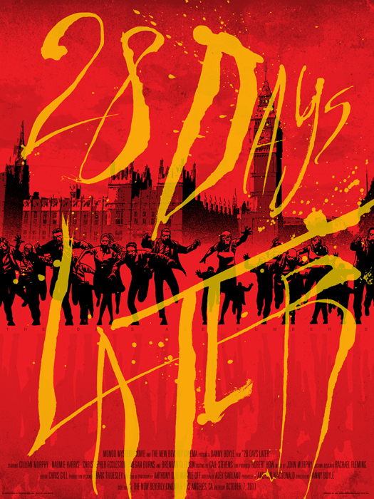 28 Days Later by Charlie Adlard Variant