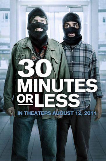 30 Minutes Teaser Poster 1