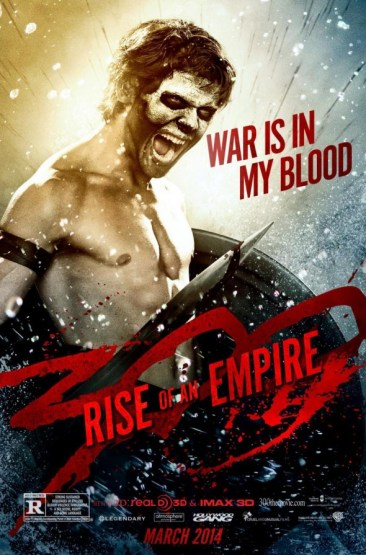 300 Rise of an Empire - Jack O'Connell as Calisto