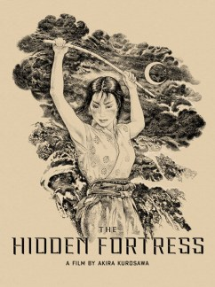 The Hidden Fortress by Vania Zouravliov (English)