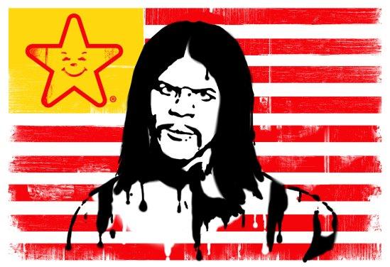 "Joey Spiotto ""Camacho For President"" (Idiocracy)"