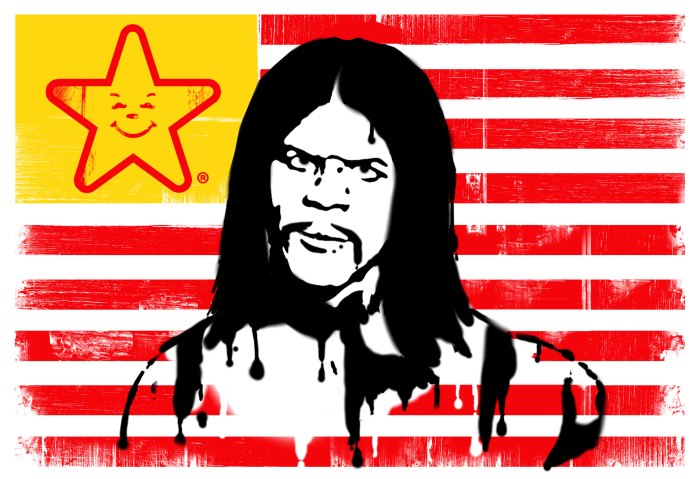 "Joey Spiotto ""Camacho For President"" (Idiocracy)"