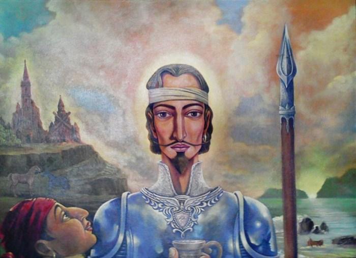 Armenak Aslanyan - Don Quixote