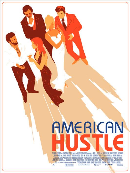 American Hustle by Matt Taylor