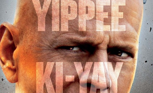 A Good Day to Die Hard poster header