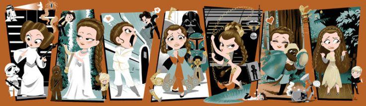 AMY MEBBERSON - Leia
