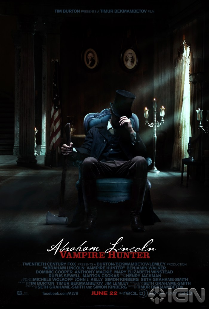 Abraham Lincoln Vampire Hunter - Day