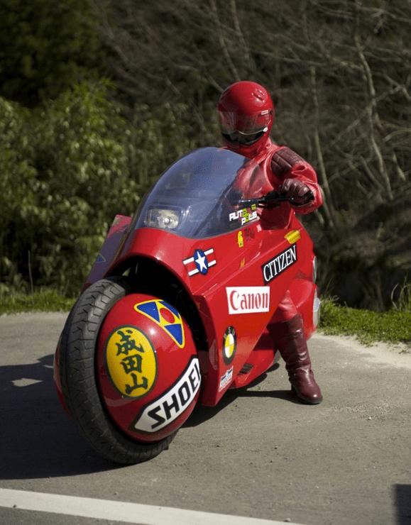 Akira Bike 4