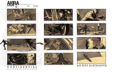 Akira Storyboards 2